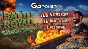 GGPoker Launches New Battle Royale SNG Survival Variant