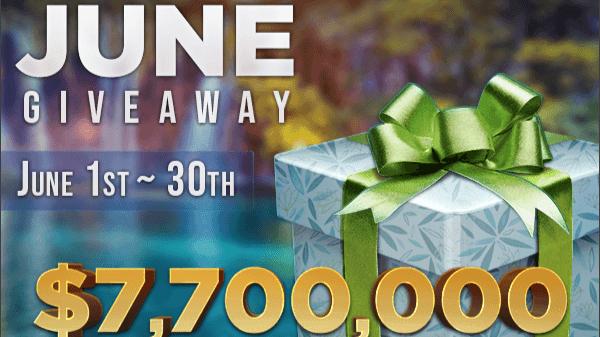 GGPoker Announces Massive Contests This June