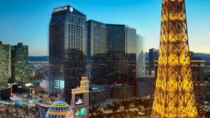 Cosmopolitan Casino Subject to Cashier Cage Robbery