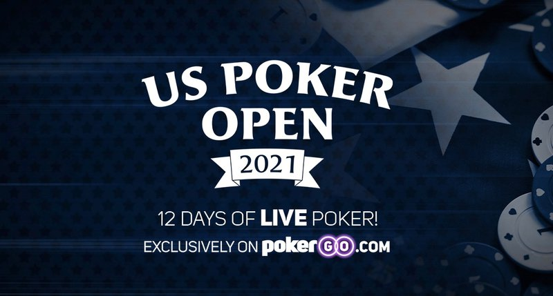 U.S. Poker Open in Full Swing with 12 Events on the Schedule