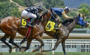 Mandaloun Heads List Of Horses Entering Pegasus Stakes This Weekend