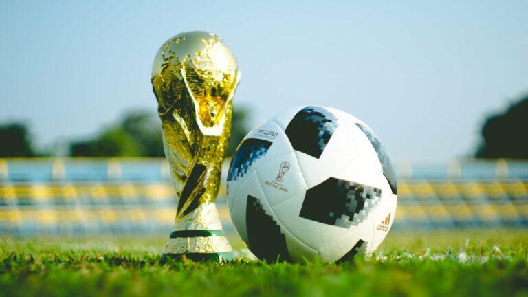 2022 FIFA World Cup Odds Favor Brazil Over France, England